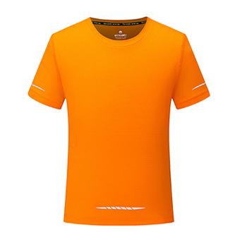 速干圆领衫T恤  高亮反光条  现货vwin德赢跑分平台下载