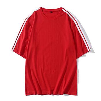 落肩款T恤衫  最新款式  半长袖 现货 vwin德赢跑分平台下载