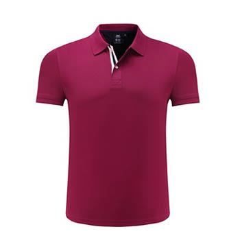 门襟三色织带 时尚POLO衫  vwin德赢跑分平台下载现货