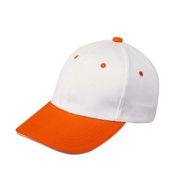 双色帽子  可印花绣花  可定做  有现货