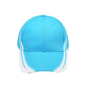 CPA12 纯棉 帽檐双边拼色 棒球帽子  vwin德赢跑分平台下载现货