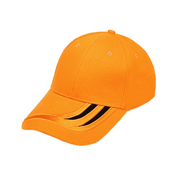 CPA14 纯棉帽檐 拼色S线棒球帽子  vwin德赢跑分平台下载现货