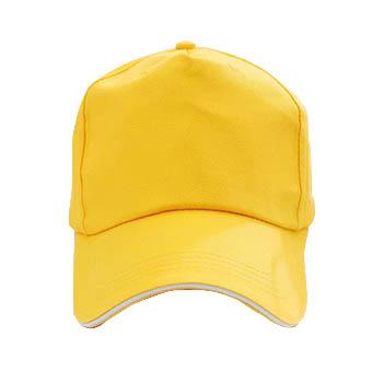 CPC06纯棉细纱卡魔术贴5片棒球帽子  vwin德赢跑分平台下载现货